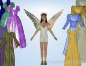 Angel Dress Up en ligne jeu