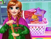 Anna Ménage Journée en ligne jeu