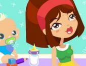 Baby-Sitter Slacking en ligne jeu