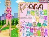 Barbie De L'Exercice Le Matin