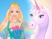 Barbie Et La Licorne