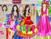 Barbie fête de remise Habillage