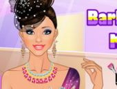 Barbie maquillage de Bal