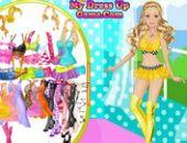 Barbie Modèle De Moteur Habiller