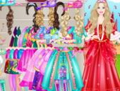 Barbie Mousquetaire Princess Habillage