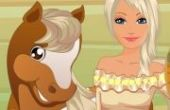 Barbie Pays Du Cheval