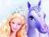 Barbie Peinture Partie