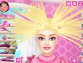 Grande Barbie Réel Coupes De Cheveux