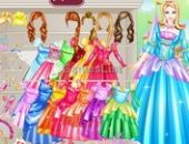 Barbie Robes De Princesse en ligne bon jeu