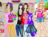 Barbie Shopping Jeu
