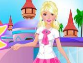Barbie Va À L'École