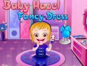 Bébé Hazel Déguisements Jeu