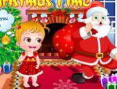 Grande Bébé Noisette Temps De Noël