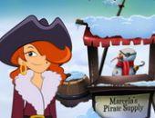 Cap'n Marcela du pays des Merveilles d'Hiver
