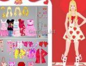 Chérie Barbie Habillage