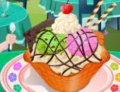 Crème Glacée Sundae