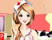 Douce Infirmière en ligne jeu