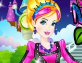 Emo Cendrillon Dress Up en ligne jeu