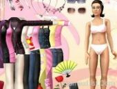 Girly trends 3D en ligne jeu