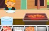 Grillé Au Barbecue