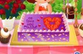 Gâteau de fête des pères