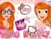 Hello Kitty Secrets De Beauté Jeu