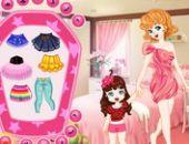 La Mère Et La Fille Dressup en ligne jeu