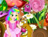 Grande La Princesse Juliette Plus Difficile D'Échapper Pays Des Merveilles