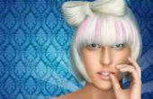 Lady Gaga Célébrité Maquillage
