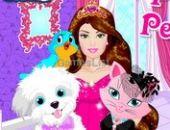 Les Animaux De Compagnie De La Princesse De Soins