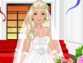 Élégant Style De Mariage De Barbie