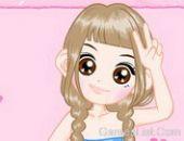 Mignon Bebe Doll Robe Jeu