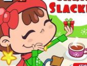 Noël Slacking en ligne bon jeu