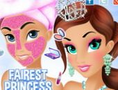 Plus Belle Princesse Makeover Jeu