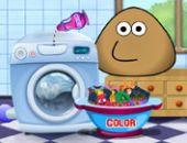 Pou laver les vêtements