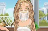 Princesse de Perse maquillage