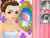 Princesse française du visage