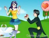 Proposition Romantique beau jeu