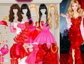 Romantique Barbie en ligne bon jeu