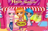 Rose Salon de coiffure Jeu