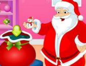 Santa De Noël Amusant