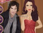 Sortir Avec Un Vampire: Damon en ligne jeu