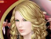 Taylor Swift Makeover en ligne bon jeu