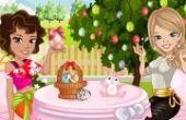 Zoe & Lily: La Joie De Pâques en ligne jeu