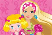 Barbie Bébé modèle