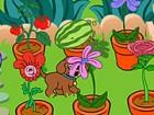 Dora magie jardin Jeu