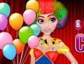 Anniversaire Clown Relooking