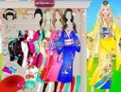 Barbie au Japon