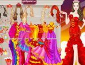 Barbie Feu La Princesse