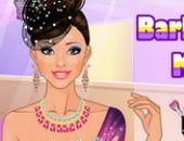 Barbie maquillage de Bal